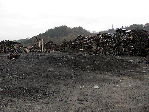 cement factory haikyo wasteland