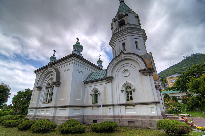 hakodate church