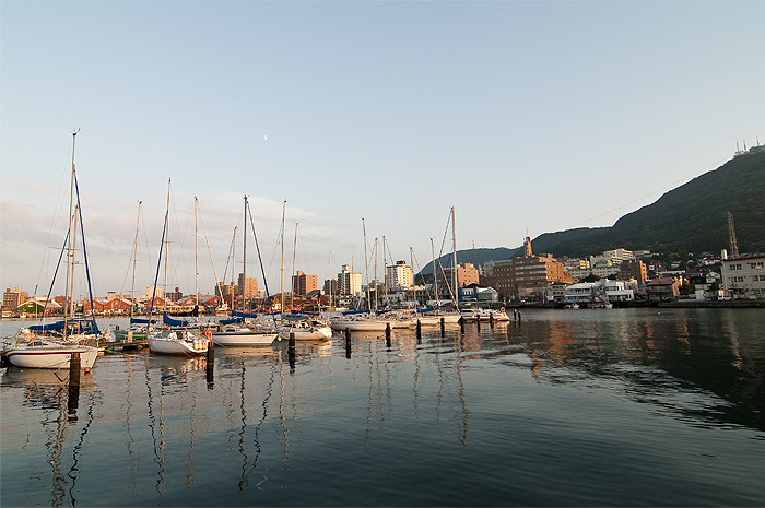 hakodate harbour