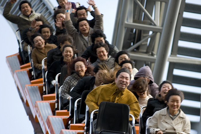 laqua roller coaster close