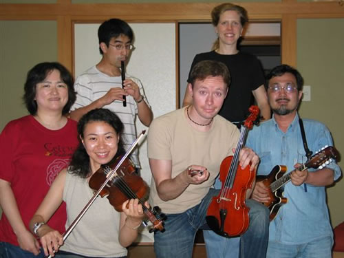 fiddle music group