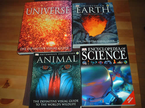 smithsonian science books